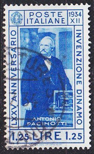ITALIEN ITALY [1934] MiNr 0489 ( O/used )