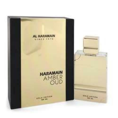 Al Haramain Amber Oud Gold Edition Eau De Parfum Spray (Unisex) By Al Haramain