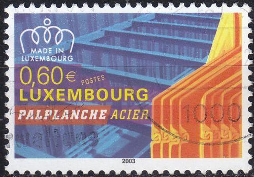 LUXEMBURG LUXEMBOURG [2003] MiNr 1615 ( O/used )