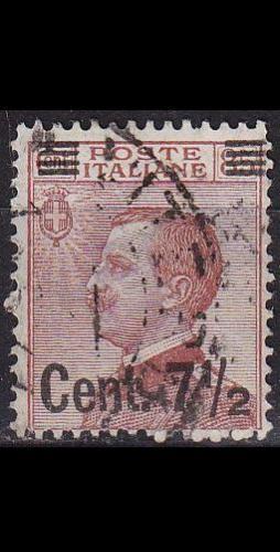 ITALIEN ITALY [1923] MiNr 0166 I ( O/used )
