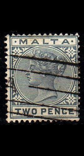 MALTA [1885] MiNr 0006 ( O/used )