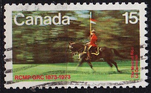 KANADA CANADA [1973] MiNr 0523 ( O/used ) Tiere
