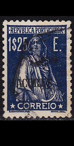 PORTUGAL [Azoren] MiNr 0333 ( O/used )