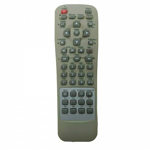 DVR Remote Control R-2009 Tested Works