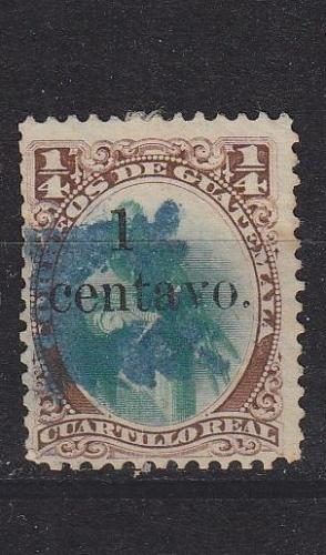 GUATEMALA [1881] MiNr 0017 ( O/used )