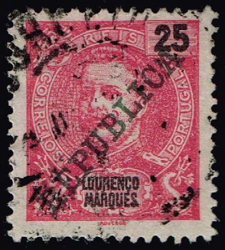 Lourenco Marques #82 King Carlos; Used (3Stars) |LOU082-03XRS