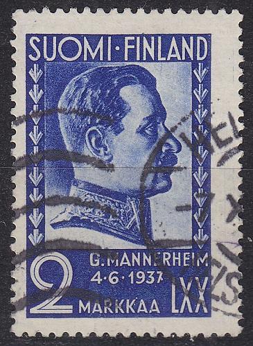 FINLAND SOUMI [1937] MiNr 0203 ( O/used )