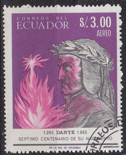 ECUADOR [1966] MiNr 1223 ( O/used )