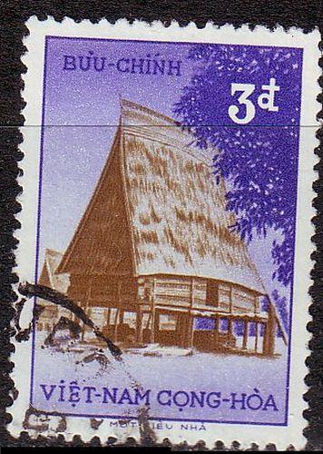 VIETNAM SÜD SOUTH [1957] MiNr 0139 ( O/used )