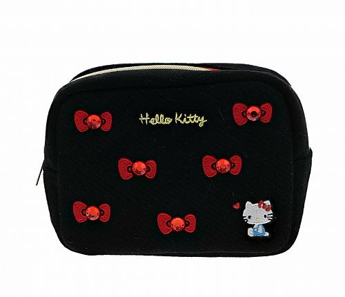 New Hello Kitty Square Pouch: Bijoux Free Shipping