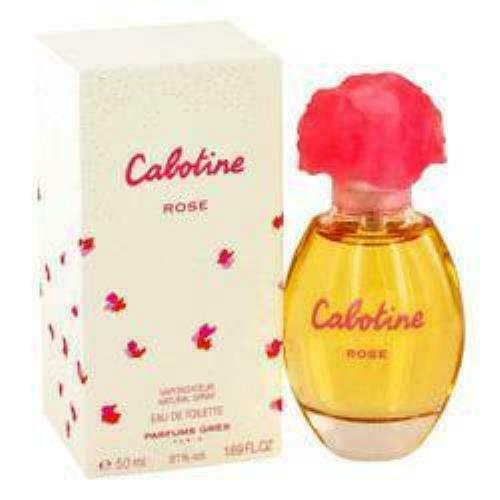 Cabotine Rose Eau De Toilette Spray By Parfums Gres