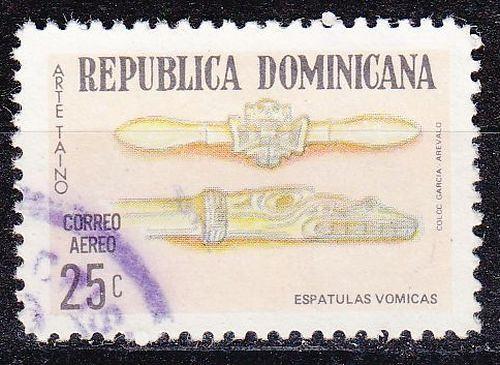 DOMINIKANISCHE REPUBLIK [1972] MiNr 0999 ( O/used ) Kultur