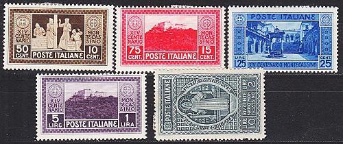 ITALIEN ITALY [1928] MiNr 0318 ex ( */mh ) [01]
