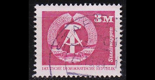 GERMANY DDR [1981] MiNr 2633 ( OO/used )