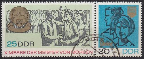 GERMANY DDR [1967] MiNr 1320 WZd179 ( OO/used )