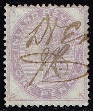 Great Britain #F22 (Gibbons) Queen Victoria; Used (2Stars) |GBRSGF22-01XVA