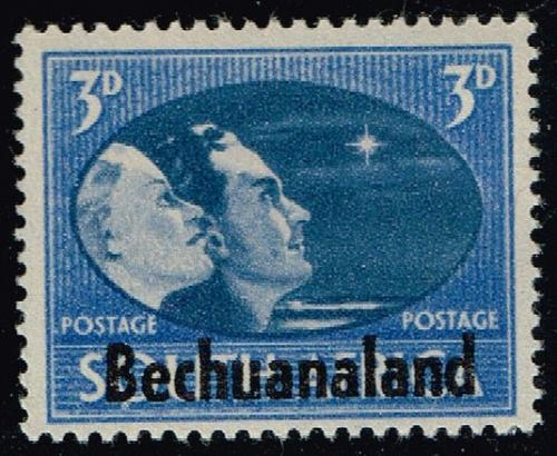 Bechuanaland Prot. #139a Peace Issue; Unused (2Stars) |BEC139a-01XRS