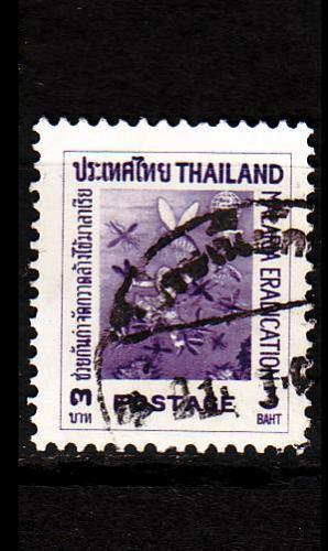 THAILAND [1962] MiNr 0392 ( O/used )