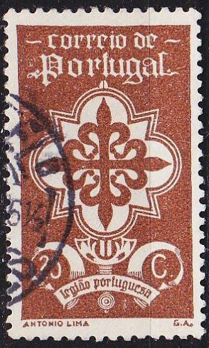 PORTUGAL [1940] MiNr 0609 ( O/used )