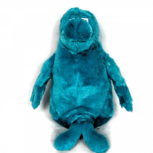 "Kohls Cares Dr Seuss The Big Blue Walrus Plush Stuffed Animal 13"""