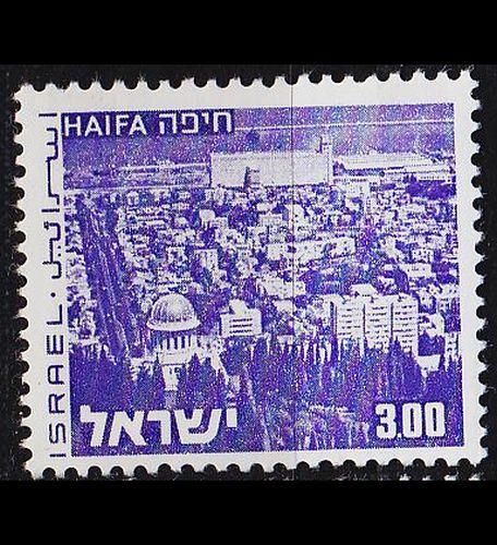 ISRAEL [1971] MiNr 0537 y I ( **/mnh )