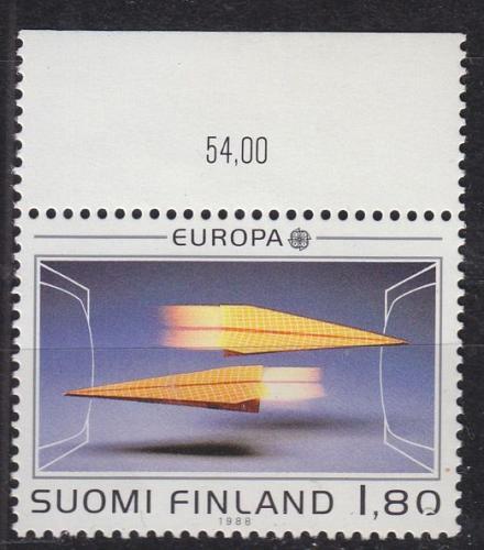 FINLAND SOUMI [1988] MiNr 1051 ( **/mnh ) CEPT