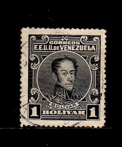 VENEZUELA [1924] MiNr 0113 C ( O/used ) [01]
