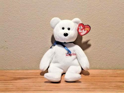 Vintage Ty Beanie Baby LITTLE STAR Collectible Plush Mnt