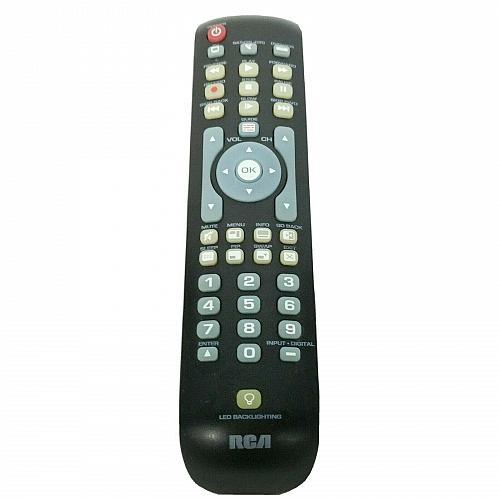 Genuine RCA Universal TV Backlit Remote Control R20301 Tested Works