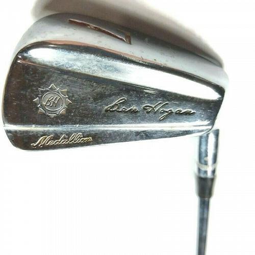 Ben Hogan Apex Medallion 7 Iron RH Steel Shaft Regular Flex Golf Club
