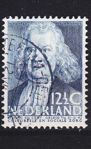 NIEDERLANDE NETHERLANDS [1938] MiNr 0317 ( O/used )