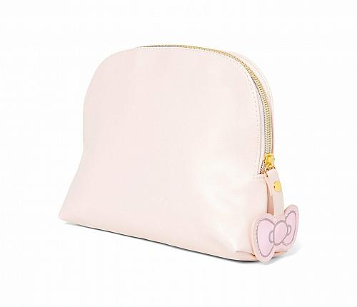 New Pink Hello kitty Little Twin Stars Pastel Makeup Bag Sanrio Free Shipping
