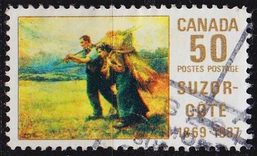 KANADA CANADA [1969] MiNr 0434 ( O/used )