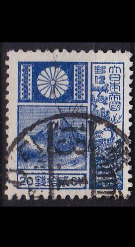 JAPAN [1937] MiNr 0246 ( O/used )