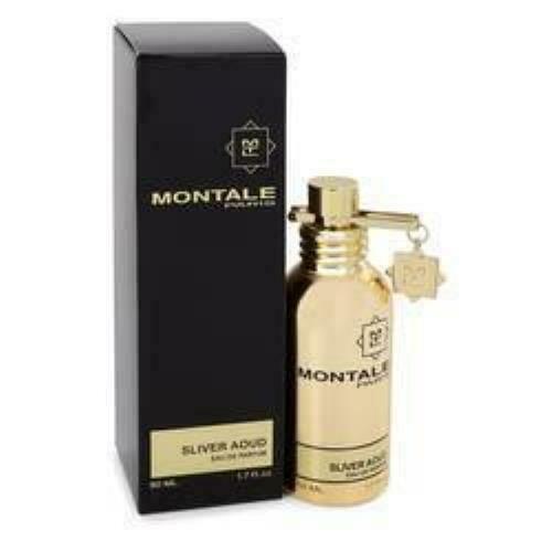 Montale Silver Aoud Eau De Parfum Spray By Montale
