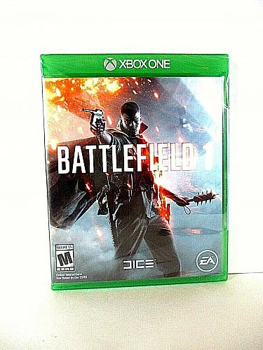 Battlefield 1 - Xbox One 2016 (VHP)