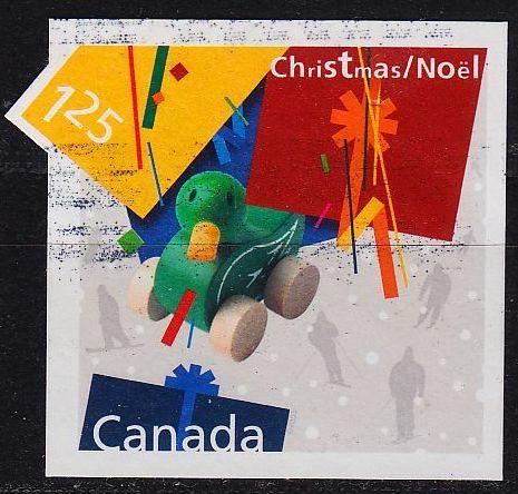 KANADA CANADA [2003] MiNr 2158 ( O/used ) Weihnachten