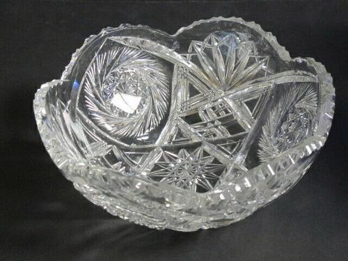 Maple leaf Glass bowl ABP