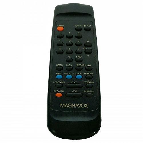 Genuine Magnavox TV VCR Remote Control U446 Tested Works