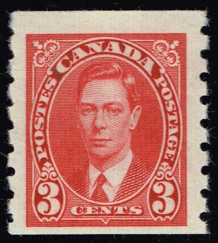 Canada #240 King George VI; Unused (3Stars) |CAN0240-01XRP
