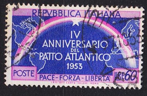 ITALIEN ITALY [1953] MiNr 0897 ( O/used )