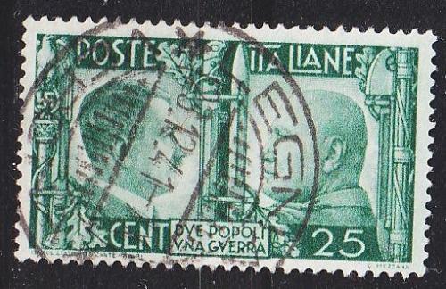 ITALIEN ITALY [1941] MiNr 0625 ( O/used )