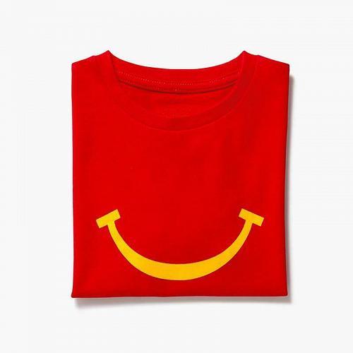 New Kids McDonald Happy Meal T-Shirt rare Free Shipping 2T 3 T 4T 5T 6T