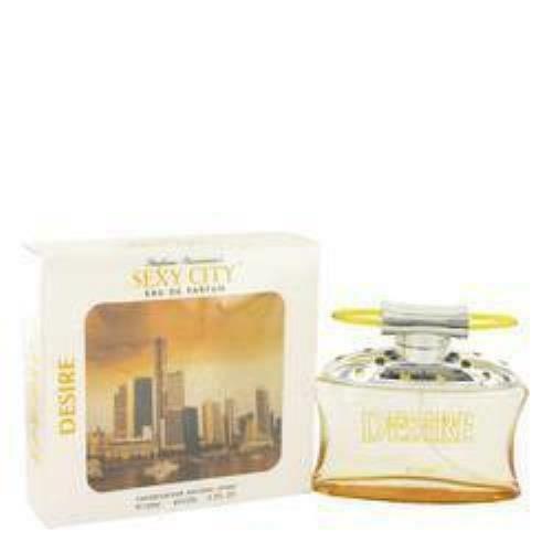 Sex In The City Desire Eau De Parfum Spray (New Packaging) By Unknown