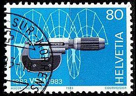 SCHWEIZ SWITZERLAND [1983] MiNr 1248 ( O/used )