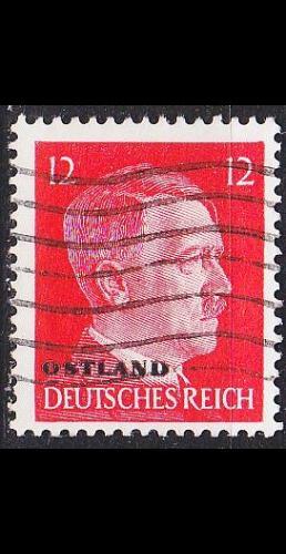 GERMANY REICH Besetzung [Ostland] MiNr 0020 ( O/used ) [01]