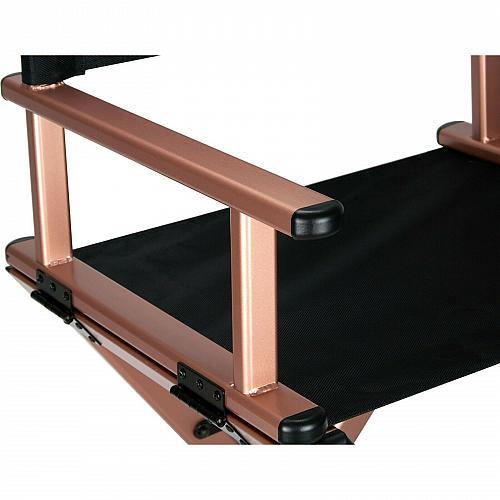 Portable Professional Makeup Artist Beauty Directors Chair Light Weight Foldable