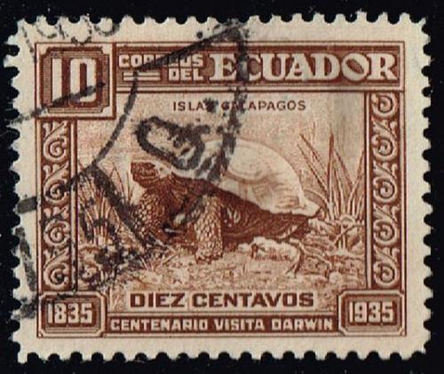 Ecuador **U-Pick** Stamp Stop Box #155 Item 68 |USS155-68XRS