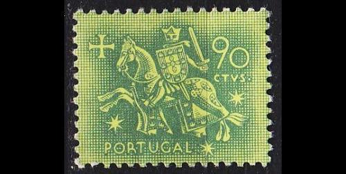 PORTUGAL [1953] MiNr 0796 ( **/mnh )