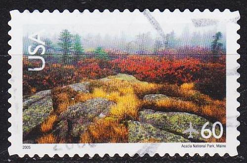 USA [2001] MiNr 3462 BF ( O/used ) Landschaft